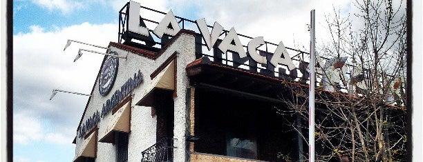 La Vaca Argentina is one of Restaurantes visitados.