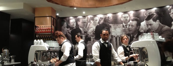 Brunetti is one of The Melbourne Food Tour.