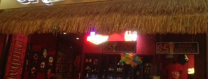 Cabo Wabo Cantina is one of Las Vegas extended.