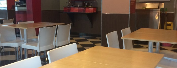 KFC is one of DLF.