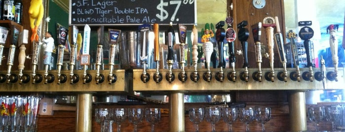 Rogue Ales Public House is one of SF Welcomes You.