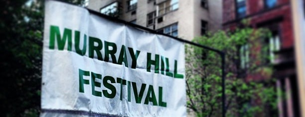 Murray Hill is one of The Next Big Thing.