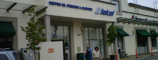 CAC Telcel is one of Vecindario Coyoacan Centro.