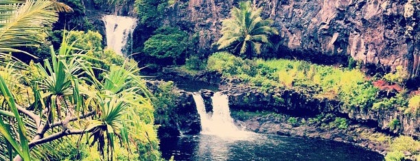 7 Sacred Pools @ Haleakala State Park is one of 1000 Places to See Before You Die.
