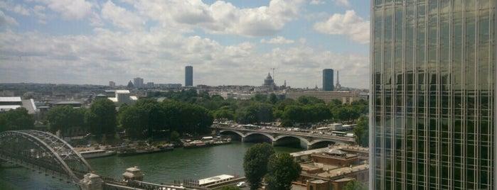 Natixis is one of Bureaux à Paris.