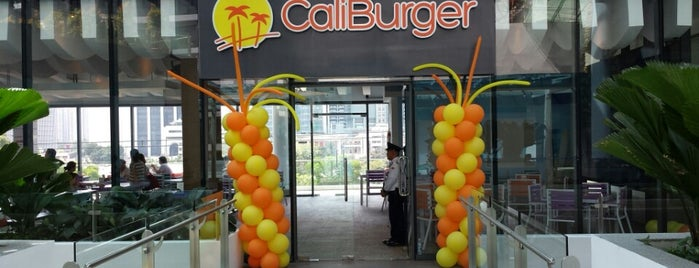 CaliBurger is one of Burgers and fries.