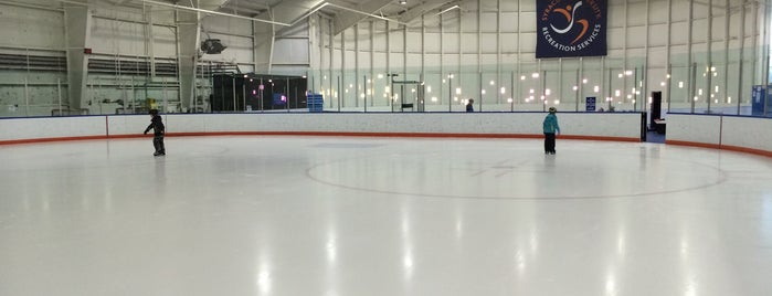 Tennity Ice Rink is one of B. Locations.