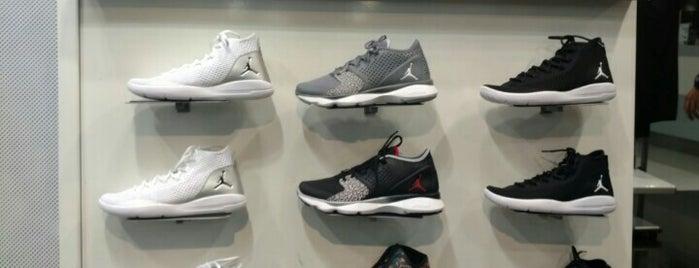 Nike Store -  Plaza Senayan is one of favourite Store.