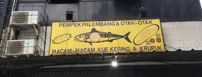 Pempek Palembang & Otak-Otak 161 is one of 20 favorite restaurants.
