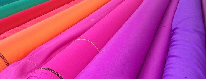 Ткани Италии is one of Sewing in SPb.