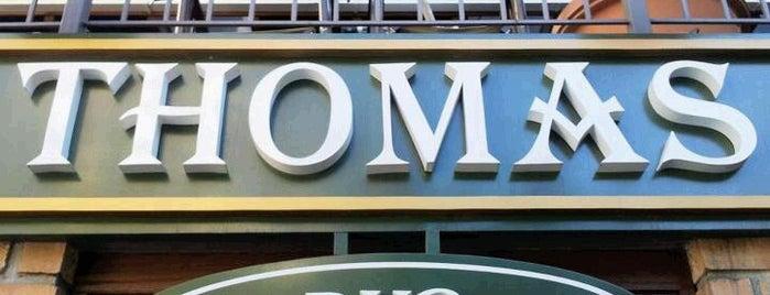 Thomas Pub is one of Nightlife & Pubs.