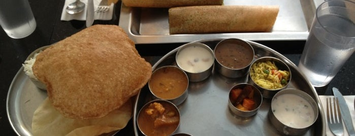 Udupi Palace is one of Guide to Berkeley's best spots.
