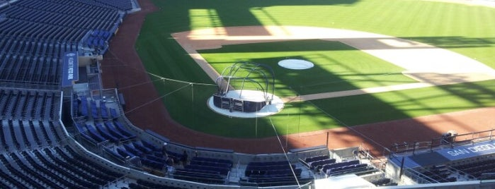 Petco Park is one of MLB parks.