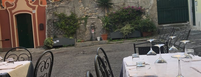 Osvaldo - Antica Trattoria is one of Genova.