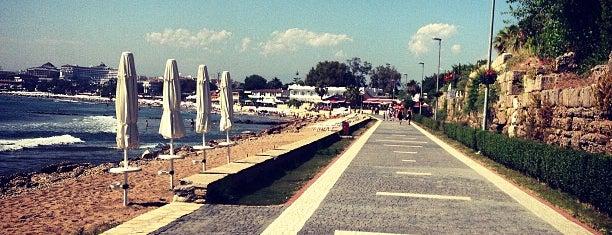 Side Yürüyüş Yolu is one of Antalya 6.
