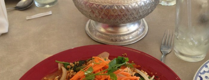 Thai Chili is one of Dallas Restaurants List#1.