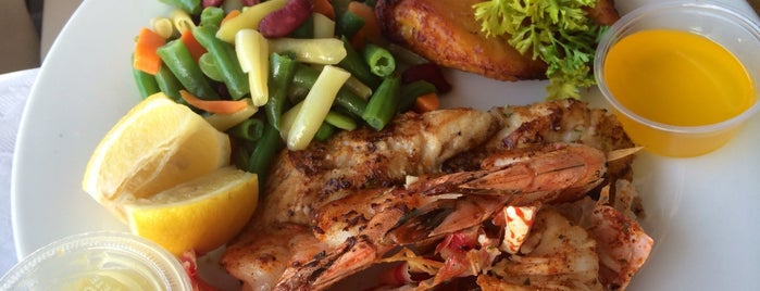 The Poop Deck is one of The 15 Best Places for Seafood in Nassau.