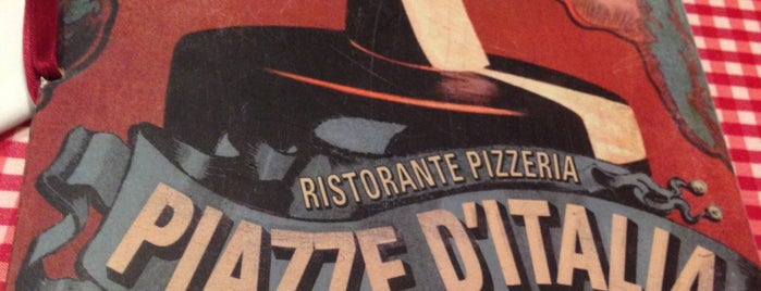 Piazze d'Italia is one of comer.