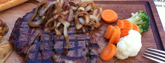 Kıbet Steak House is one of lefkoşa.
