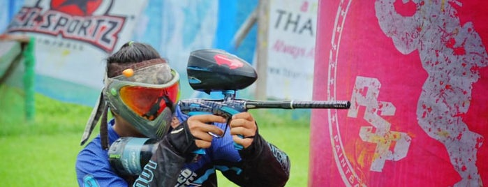 Tub Chang Paintball & BB Thailand (TPBT) is one of Chase back what used to be mine~.