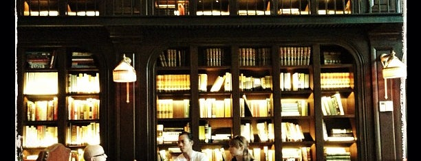 The Library at The NoMad is one of Bars and speakeasies.