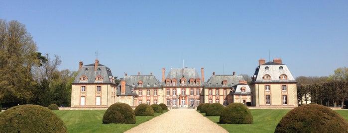 Château de Breteuil is one of Paris.