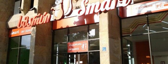 Smart | სმარტი is one of Tbilisi.