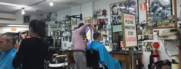 Sydney Barber Shops Pty Ltd is one of Favourites.