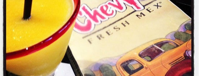 Chevys Fresh Mex is one of Establishments to Frequent.