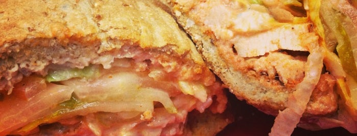 Potbelly Sandwich Shop is one of Virginia/Washington D.C..