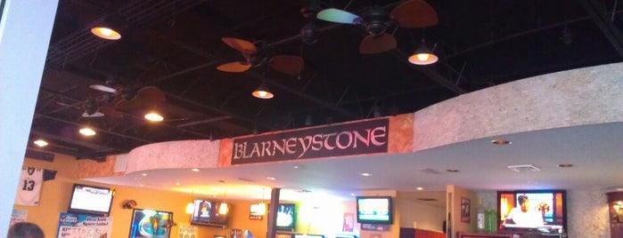 Blarney Stone Bar & Grill is one of Places I End Up Frequently.