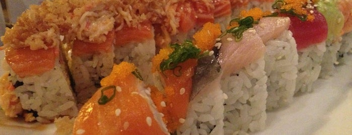 Sabuku Sushi Is One Of The 15 Best Places For A Rice Paper In San Diego