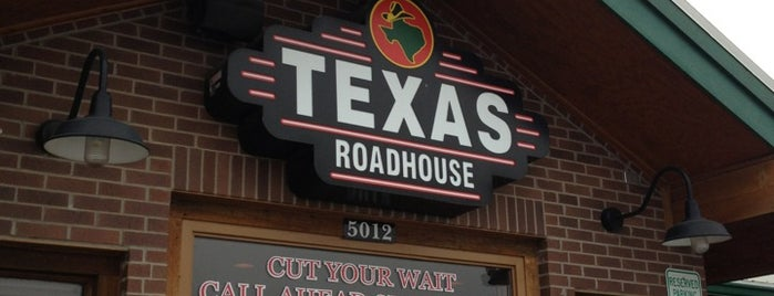 Texas Roadhouse is one of Top 10 dinner spots in Dallas, TX.