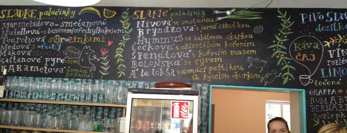 Panksy is one of Cafés.