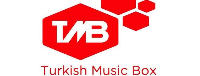 TMB TV Kanalı is one of Ast.