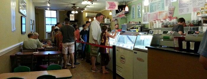 McCool's Ice Cream Parlour is one of Madison NJ.