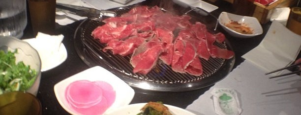 Manna Korean BBQ is one of LA to do list.