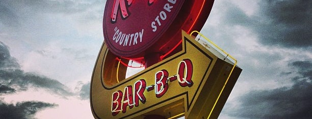 Rudy's Country Store & Bar-B-Q is one of Favorite Places to Visit.