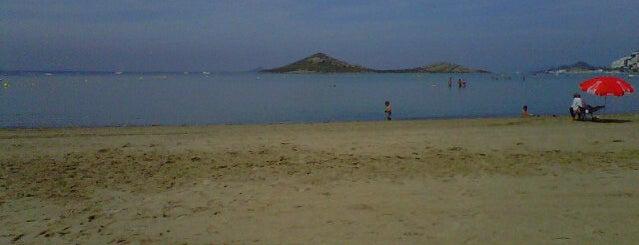Playa De La Gola is one of Playas.