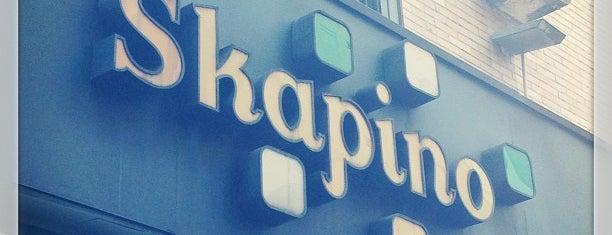 Skapino is one of Preciso visitar - Loja/Bar - Cervejas de Verdade.