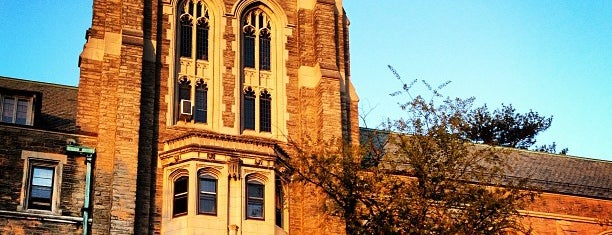 Harvard Divinity School is one of life of learning.