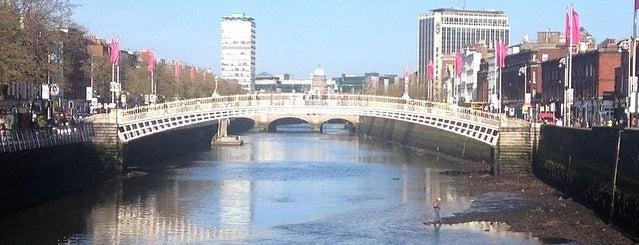 Dublin / Baile Átha Cliath is one of World Capitals.