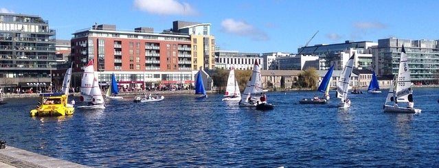 Grand Canal Dock is one of Dublin.