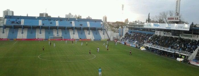 Estadio Nuevo Monumental (Atlético de Rafaela) is one of Equipos de 1ra División.