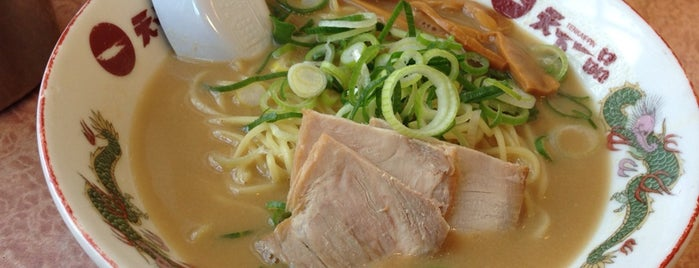 Tenkaippin is one of ラーメン同好会・名古屋支部.