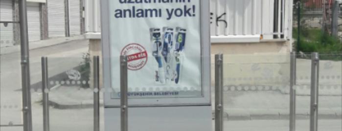 Behçet Necatigil Tramvay Durağı is one of Eskişehir Batıkent - SSK Tramvay Hattı.