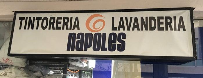 Lavanderia y Tintoreria Master is one of Colonia Nápoles (Mexico City) Best Spots.