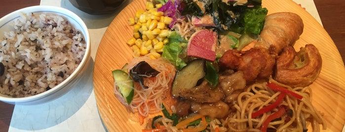 旬菜食健 ひな野 ららぽーと新三郷店 is one of 食べ放題.