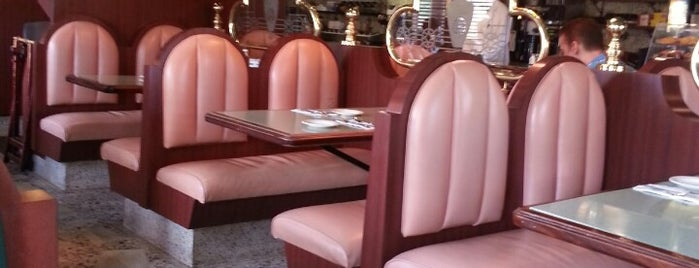 Amphora Restaurant is one of VA/DC/MD Favorites.