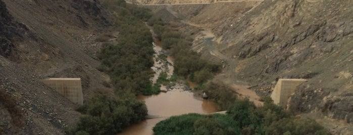 السد is one of alw3ad.